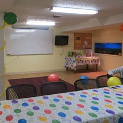 birthday party image