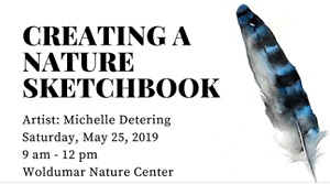Creating a Nature Sketchbook